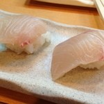 ひろすし - ハマチ
