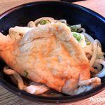 香川屋 - ぶっかけ冷2玉+お揚げ