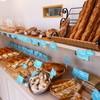 Boulangerie Bleu Ciel - 料理写真:パン棚
