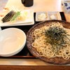 三代目佐久良屋 - 料理写真:天ざる蕎麦