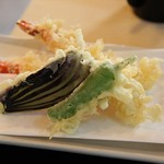 18995150 - 天ぷらアップ