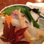 小次郎寿司 - お刺身盛合せ