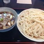 18999112 - 肉汁うどん(中盛)¥750