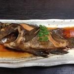 潮蔵 - めばるの煮魚