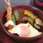 洋食レストランメルサ - ハンバーグ デミグラスソース