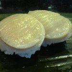 大天寿司 - アワビ