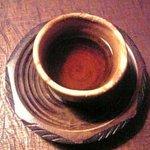 菜懐石 仙 - カワラケツメイ茶