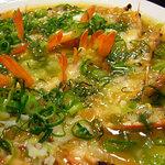 中国広東料理 えん - 海老のガーリック蒸し