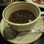 肉料理 阿蘇 - スープ450円