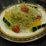 肉料理 阿蘇 - 季節サラダ450円