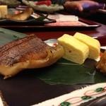 平八亭 - 焼魚と出汁巻玉子♪