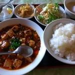 香満天 - 麻婆豆腐定食\690