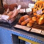 イトキト - 店内のパン