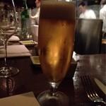 19001468 - まずはビールでスタート。
