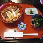 なが蔵 - 鰻丼定食