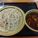 鴻巣うどん てらや - 肉汁うどん(大)¥550