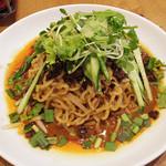 19002480 - 【ランチ】 涼麺 黒ごま冷やし担々麺 \980
