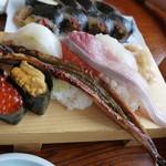 19003796 - ジャンボ寿司&巻寿司