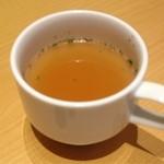 19004241 - ランチのスープ
