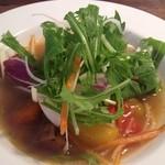 19004470 - 有機野菜のミネストローネ
