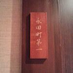 球磨川 - 永田町第一
