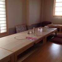 三松-お座敷席