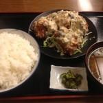 19006680 - 台湾唐マヨ定食