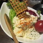 紅れや - 新ジャガのポテトサラダ(\480-)