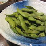 紅れや - 黒茶豆(\420-)