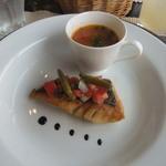 Boire un coup - 魚料理とスープ
