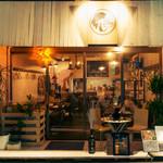 Cafe&Bar Time - 外観1