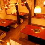 焼肉天下 - 24名様収容の宴会個室