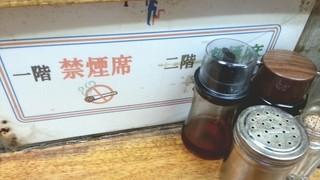 丸福中華そば 西荻店