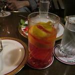 19009241 - シャーリーテンプル(ノンアル)¥1155・かみさん2杯目