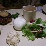 OSHARE CAFE - 料理写真: