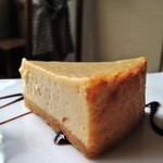 くらしのアトリエ ひらや - 豆腐チーズケーキ