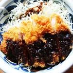 櫻守 - ソースかつ丼