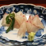 懐石 大原 - 桜鯛といさき