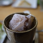 ぷらな - 料理写真:氷珈琲