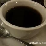 LES BAUX - セットのホットコーヒー
