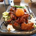 天目 - 料理写真:鶏もつ