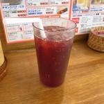 スターケバブ・アキバテラス - いちじくジュース