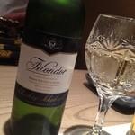 大益 - 白ワインハーフ3000円