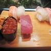 新寿し - 料理写真:上生寿司の一部
