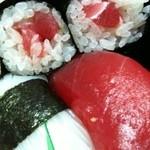 ぎふ初寿司 - マグロ美味しい