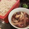 そば処 水谷 - 料理写真:とりせいろ