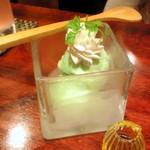 幸せごはん 夢いち - 絶品な塩アイス
