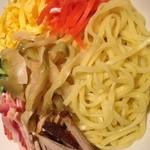 居酒屋 ヒラキ - 冷麺平打ち太麺
