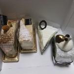 天使のお菓子やさんモンパクトル - ショートケーキ 4種