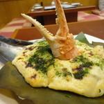 さかえ寿司 - すし屋の海鮮グラタン \850